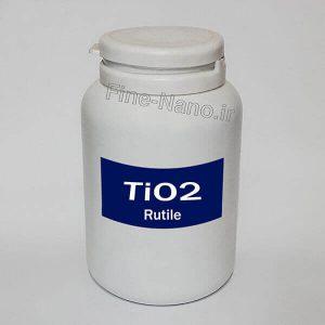 خرید پودر اکسید تیتانیوم روتایل. قیمت نانو ذرات اکسید تیتانیوم. فروش نانو اکسید تیتانیوم روتایل. Titanium Oxide Rutile