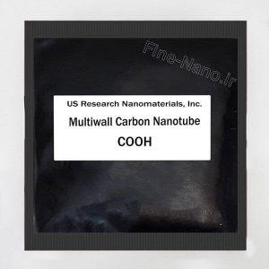خرید نانو لوله کربنی عاملدار. قیمت کربن نانوتیوب کربوکسیل. فروش کربن نانو تیوب کربوکسیل COOH