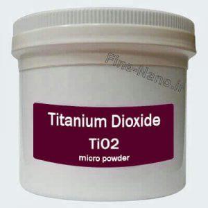 خرید میکرو پودر اکسید تیتانیوم. قیمت پودر تیتان TiO2. فروش پودر اکسید تیتانیوم